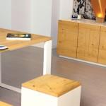 credenza arredo design legno naturale