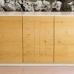 credenza design legno naturale mobili moderni