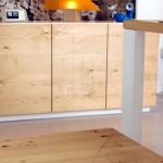 credenza design legno naturale