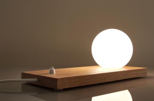 Lampade in legno design idee creative e innovative sulla for Lampade design