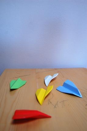 origami legno design